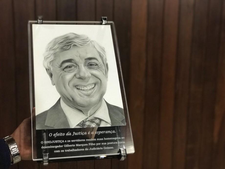 Gilberto Marques Filho, desenho