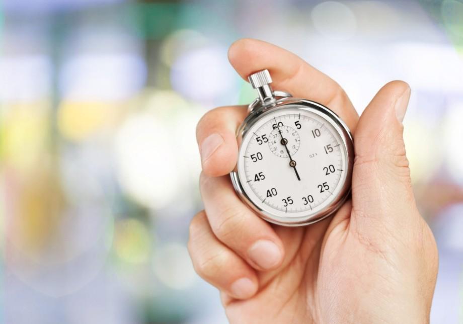 Time clocking clock stopwatch timer run watch